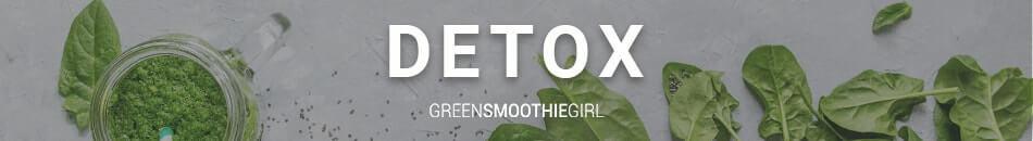 GreenSmoothieGirl Detox Header