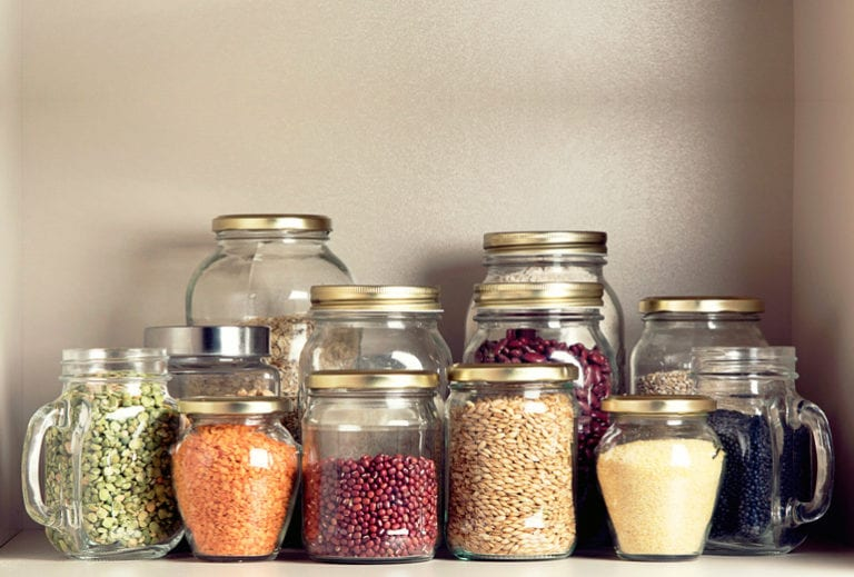 43 Healthy Food Storage Staples