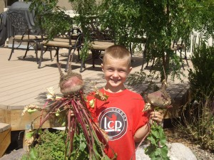 Ten and the Giant Beet