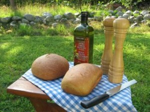 Leavened bread - 1