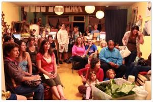 audience in Fullerton CA