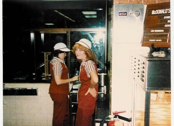 Robyn McDonalds employee