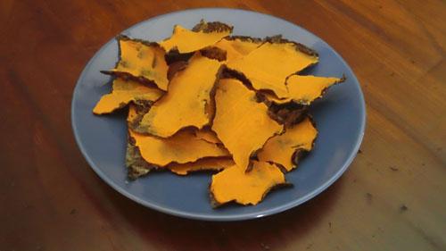 nori nachos