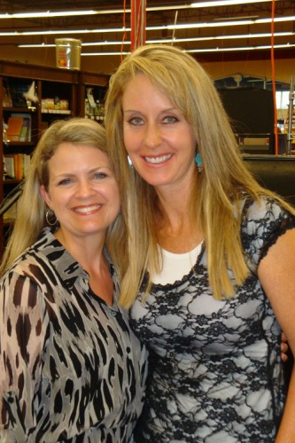 Robyn and Stephanie Merchant