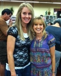 Robyn and Kaye