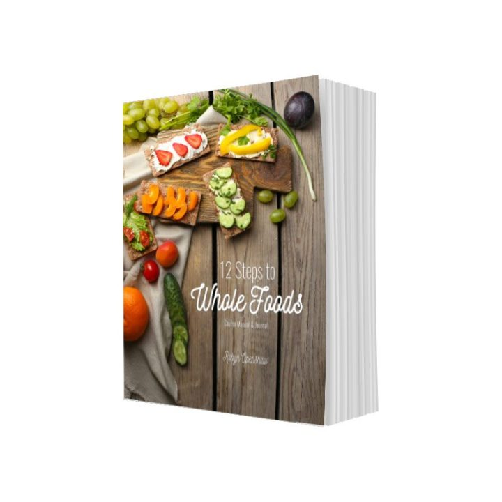 12 Steps to Whole Foods Manual