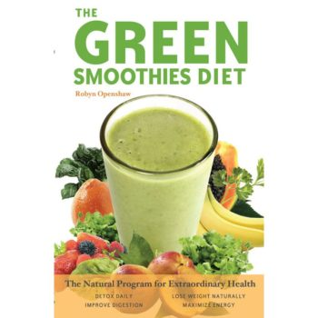 The Green Smoothies Diet book cover