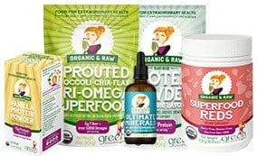 GSG Nutrition Products
