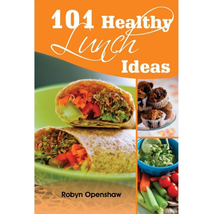 101 Healthy Lunch Ideas Cover Photo