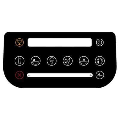 Designer 725 Controls