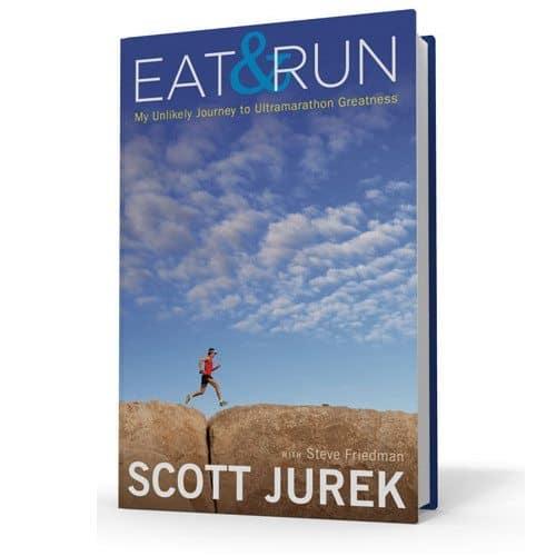 Book cover - Eat & Run - Scott Jurek