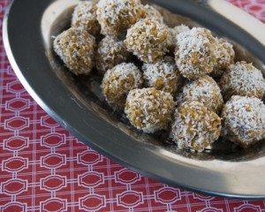 Recipe photo - Chia Snowballs