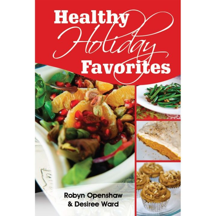 Healthy Holiday Favorites Book Cover
