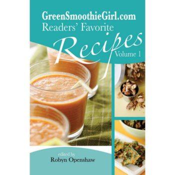 Readers' Favorite Healthy Recipes - Vol. 1 cover
