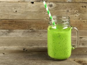 green-smoothie-with-a-straw