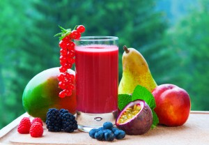 good fruit juice