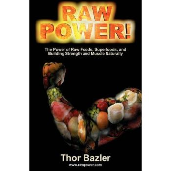 Book cover - Raw Power
