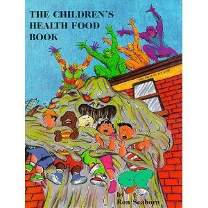 Book cover - The Children's Health Food Book