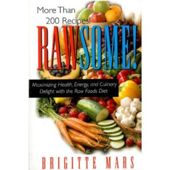 Book cover - Rawsome - Mars