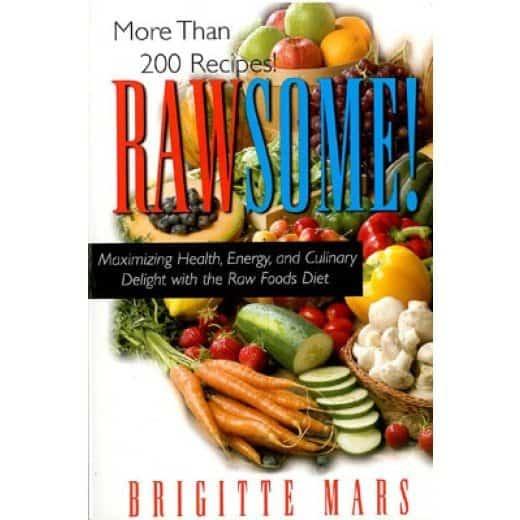Book cover - Rawsome - Mars