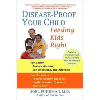 Book cover - Disease Proof Your Child - Joel Fuhrman