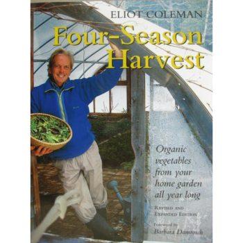 Book cover - Four Season Harvest - Eliot Coleman