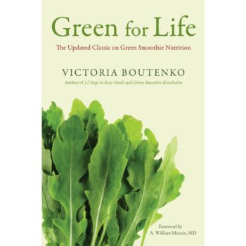 Book cover - Green for Life - Boutenko
