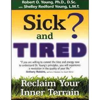 Book cover - Sick & Tired - Young