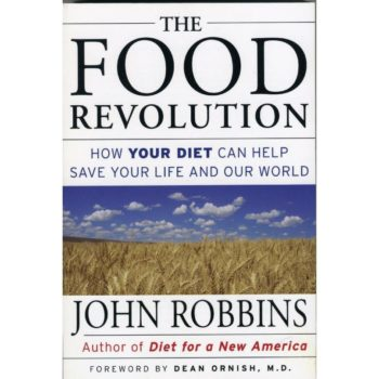 Book cover - The Food Revolution - Robbins