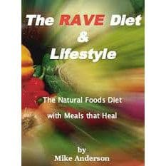 Book cover - The RAVE Diet & Lifestyle - Mike Anderson