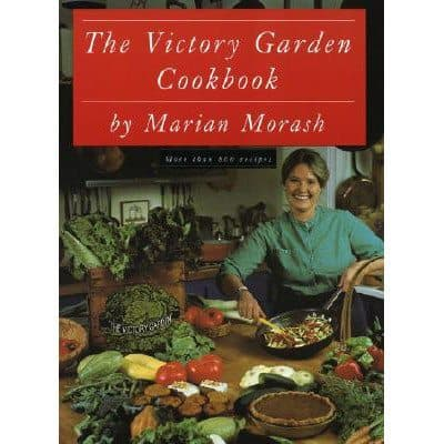 Book cover - The Victory Garden Cookbook