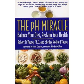 Book cover - The pH Miracle - Young & Young