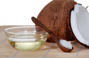 coconut oil for skin