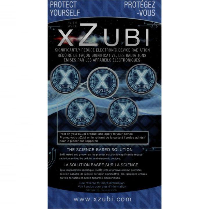 xZubi Disc 5-pack
