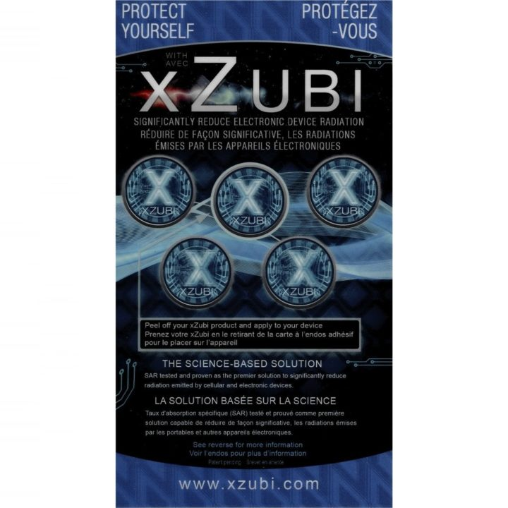 xZubi Disc 5-pack