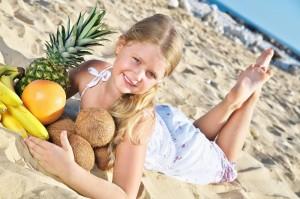 beach fruit