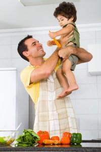 single dad