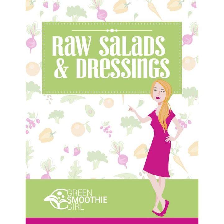 GSG Raw Salads & Dressings Recipes