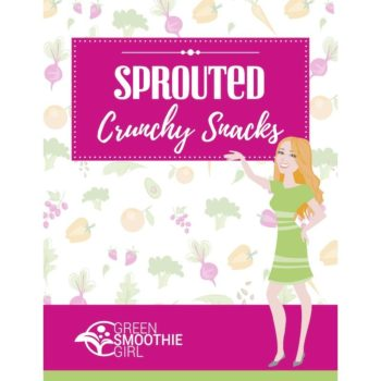 GSG Sprouted Crunchy Snack Recipes