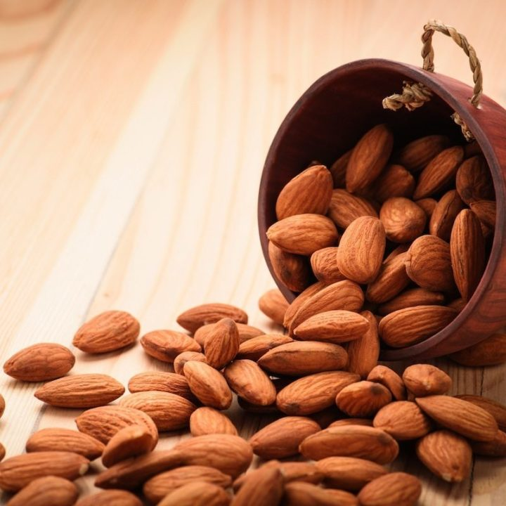 Unpasturized Almonds