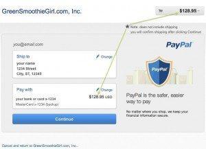 PayPal Process