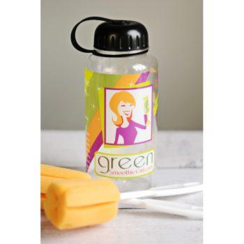 Product Photo - Bottle & Brushes
