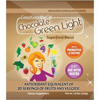 GSG Chocolate Green Light Drink