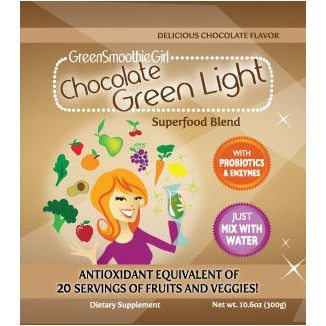 GSG Chocolate Green Light Drink
