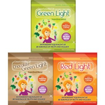 Green Light Variety Pack product image