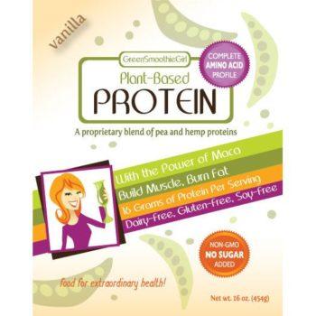 GSG vanilla protein