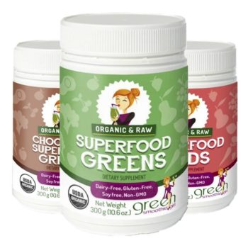 Superfood Drink Mixes