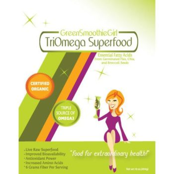 GreenSmoothieGirl Sprouted Superfoods