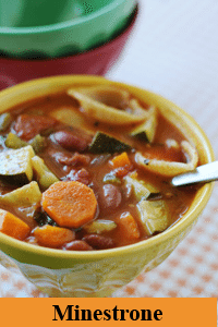 Photo of Minestrone Soup recipe
