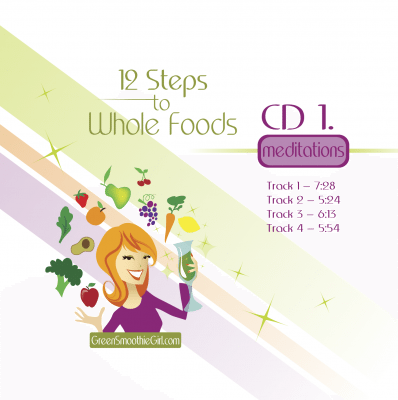 12 Steps Meditation CD 1